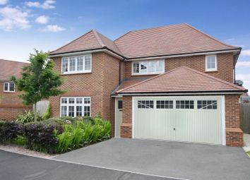 Thumbnail 5 bed detached house for sale in Oakland Way, Penymynydd, Chester