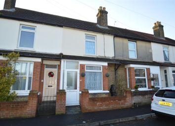 Thumbnail 2 bedroom terraced house for sale in William Street, Rainham, Gillingham