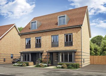 Thumbnail 4 bed detached house for sale in Malvern Walk, Little Stanion, Corby