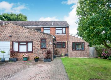 4 bed semi-detached house for sale in Swann Close, Burgess Hill RH15