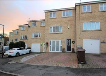 Thumbnail 4 bed mews house for sale in Copper Beech Drive, Glossop