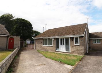 Thumbnail 3 bed detached bungalow for sale in Dykes Close, Bolsover, Chesterfield