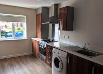 Thumbnail 2 bed duplex to rent in Hindley View, Rugeley
