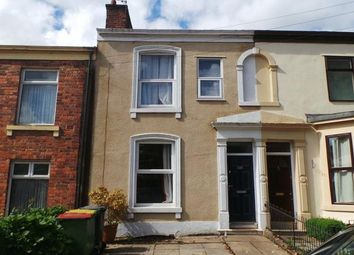 Thumbnail 3 bed terraced house to rent in Grafton Street, Preston