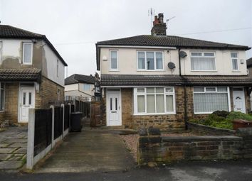 Thumbnail 2 bedroom semi-detached house for sale in Calverley Moor Avenue, Pudsey, West Yorkshire