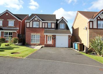 Thumbnail 4 bed detached house to rent in Glenwood Close, Radcliffe, Manchester