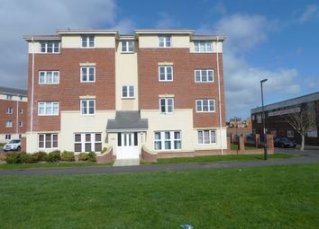 Thumbnail 2 bed flat for sale in Regency Apartments, Citadel East, Killingworth, Newcastle, Tyne And Wear