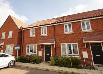 Thumbnail 3 bedroom end terrace house for sale in Franklin Road, Saxmundham