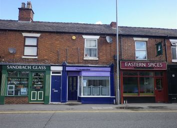 Thumbnail Commercial property for sale in Middlewich Road, Sandbach, Cheshire