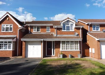 Thumbnail 4 bed detached house for sale in Golden Hind Drive, Stourport-On-Severn