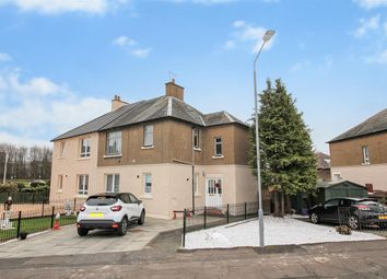Thumbnail 2 bedroom flat for sale in Tay Street, Grangemouth