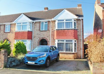 Thumbnail 3 bedroom end terrace house for sale in Albemarle Avenue, Gosport