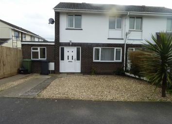 Thumbnail 4 bedroom semi-detached house to rent in Homer Road, Braunton
