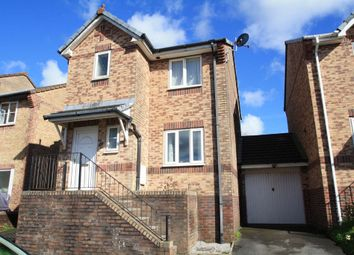Thumbnail 3 bedroom link-detached house for sale in 11 Swallows End, Plymstock, Plymouth. 7Dz.
