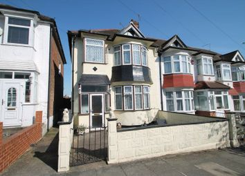 Thumbnail 3 bed end terrace house for sale in Dennis Avenue, Wembley
