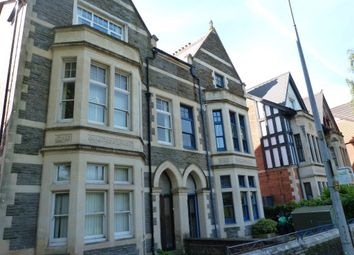 Thumbnail 3 bedroom flat to rent in Romilly Road, Canton, ( 3 Beds ), F/F Maisonette