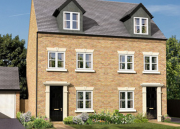 Thumbnail 1 bed town house for sale in Mill Pool Way, Sandbach, Cheshire