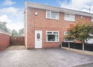 Thumbnail 2 bed semi-detached house for sale in Carnoustie Grove, St. Helens