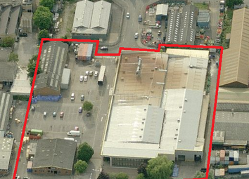 Thumbnail Warehouse for sale in Haydock Park Road, Osmaston Park Industrial Estate, Derby