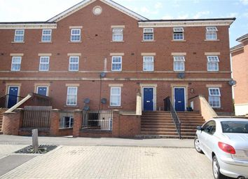 Thumbnail 3 bed flat for sale in Ashridge Court, Redhouse, Swindon