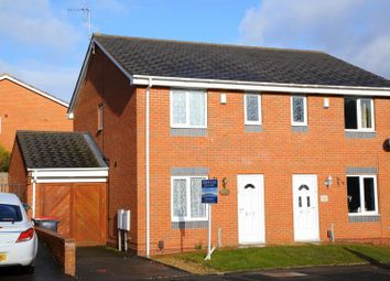 Thumbnail 3 bedroom semi-detached house to rent in Webb Crescent, Dawley, Telford