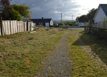 Thumbnail Land for sale in Heol Y Cwm, Cross Inn, Llandysul