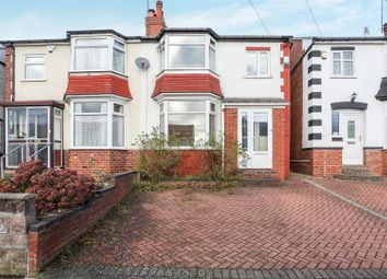 Thumbnail 3 bed property to rent in Stanley Avenue, Harborne, Birmingham