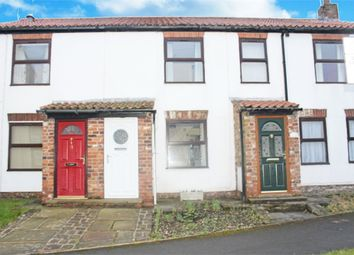 Thumbnail 2 bed terraced house for sale in Main Street, Wetwang, Driffield, East Riding Of Yorkshire