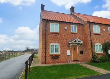 Thumbnail 3 bed end terrace house for sale in Dairy Cottages, North Carr Road, West Stockwith
