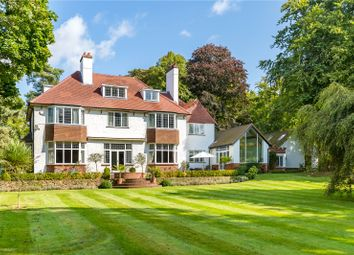 Thumbnail 6 bed detached house for sale in Hurtmore Road, Hurtmore, Godalming, Surrey