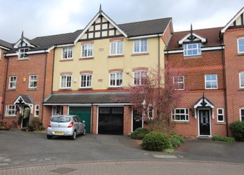 Thumbnail 4 bed town house for sale in Finsbury Way, Handforth, Wilmslow