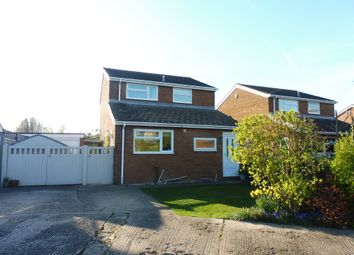 Thumbnail 3 bed detached house for sale in Park Road, Buckden, St. Neots