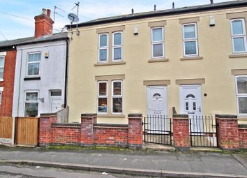 Thumbnail 3 bed terraced house for sale in Cavendish Street, Arnold, Nottingham