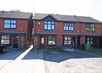 Thumbnail 2 bed end terrace house for sale in Stourbridge, Wordsley, Sutton Street