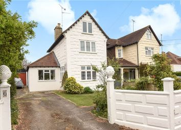 Thumbnail 3 bed semi-detached house for sale in The Ridgeway, Woodley, Reading