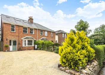 Thumbnail 4 bedroom semi-detached house for sale in Broad Street, Uffington, Faringdon