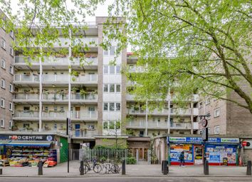 Thumbnail 3 bed flat for sale in Eversholt Street, Camden