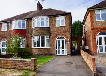 Thumbnail 3 bed semi-detached house for sale in Mountfields Drive, Loughborough
