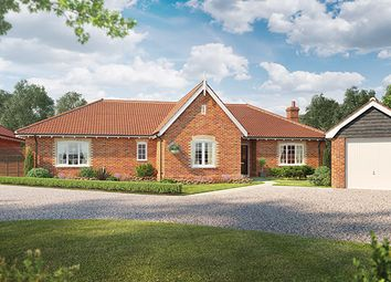 Thumbnail 4 bed detached bungalow for sale in Mundesley Road, Overstrand, Norfolk