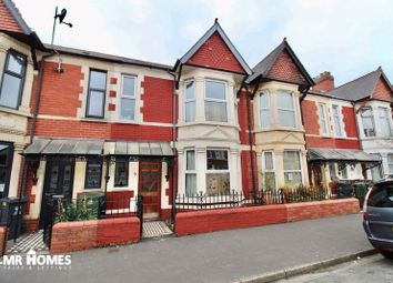 Thumbnail 3 bed terraced house for sale in Dinas Street, Grangetown, Cardiff