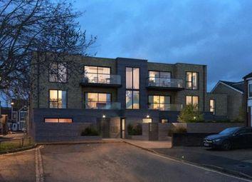 Thumbnail 3 bed flat for sale in Ledaire Point, 19A Devonshire Road, Croydon