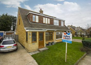 Thumbnail 3 bed semi-detached bungalow for sale in Fairfield Road, Broadstairs