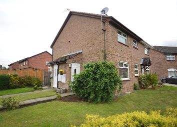 Thumbnail 1 bed semi-detached house for sale in Blackthorne Avenue, Whitby, Ellesmere Port