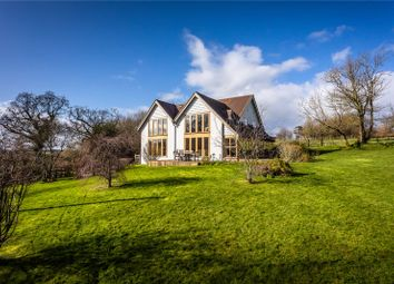 Thumbnail 4 bed detached house for sale in Ibberton, Blandford Forum, Dorset