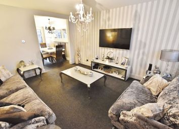 Thumbnail 4 bed semi-detached house for sale in Finstock Close, Eccles, Manchester