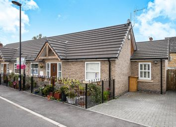 Thumbnail 3 bed semi-detached bungalow for sale in Quarry Road, Handsworth, Sheffield