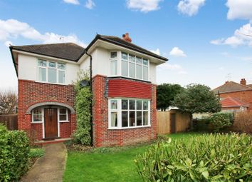 Thumbnail 5 bedroom detached house for sale in Gaisford Road, Broadwater, Worthing