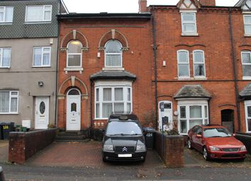 Thumbnail 4 bed terraced house for sale in Westminster Road, Handsworth, Birmingham