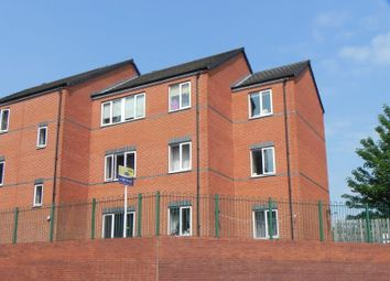Thumbnail 2 bed flat to rent in Mount Heights, New Basford