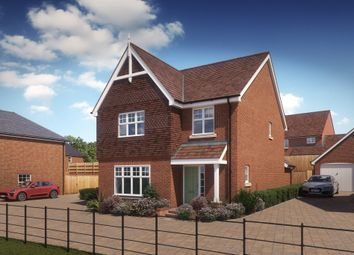 Thumbnail 3 bed detached house for sale in Chearsley Road, Long Crendon, Aylesbury